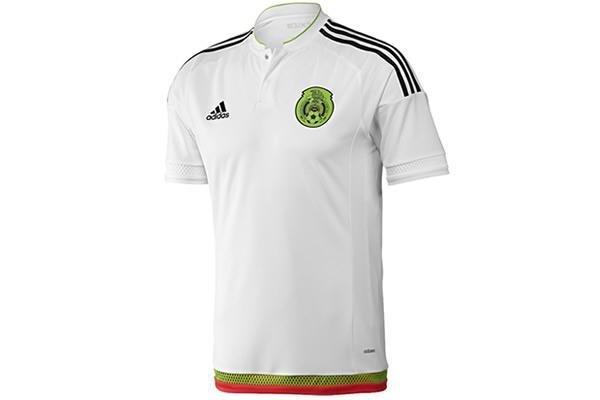 México estrenará uniforme para las Copa Oro y América 5e968bd71a756