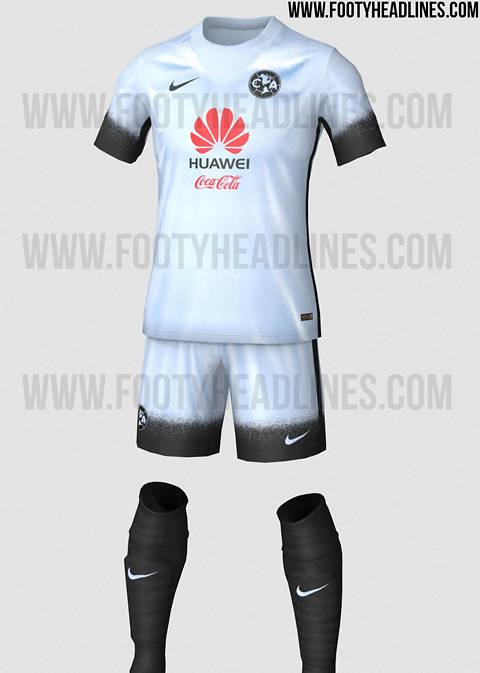 Filtran posible tercer uniforme del am rica la cancha for Cuarto uniforme del america