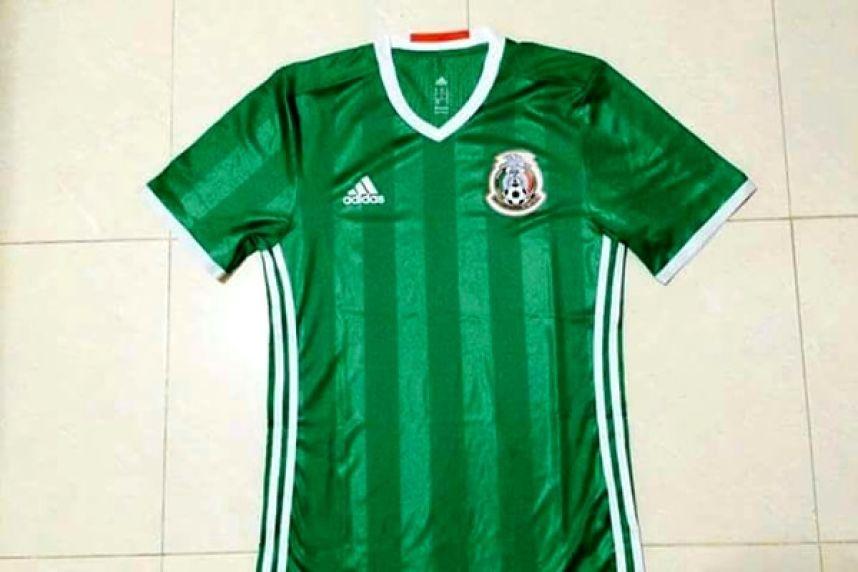 3e153e1446176 Se filtra la posible playera de la Selección Mexicana para el 2016